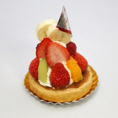 タルトセゾン Season Fruits Tart