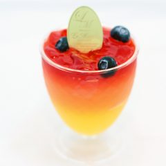 ジュレパッショナータ Orange & Passion fruit & Raspberry Jelly