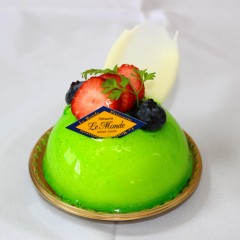 ポムヴェール Green Apple cake